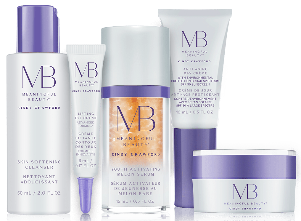 Meaningful Beauty 5-piece skincare kit